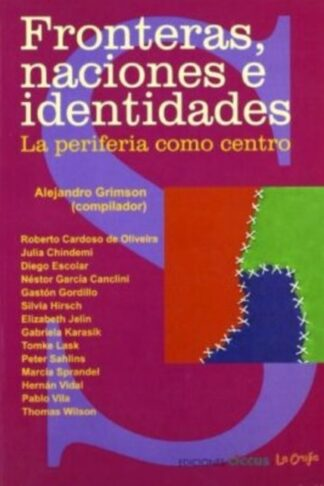 Fronteras, naciones e identidades