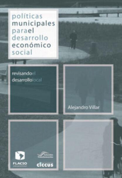Políticas municipales para el desarrollo económico social