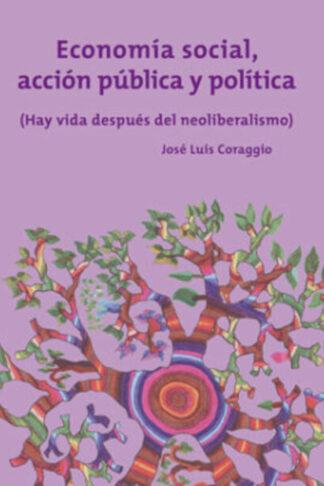 Economía social, acción pública y política