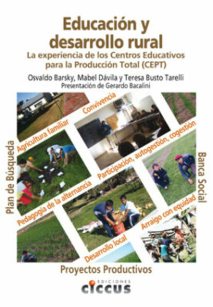 Educación y desarrollo rural