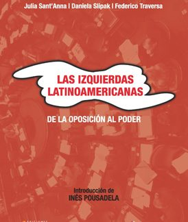 libro la izquierda latinoamericana CICCUS