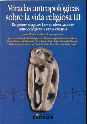 Libro Miradas antropológicas 3 EDICIONES CICCUS