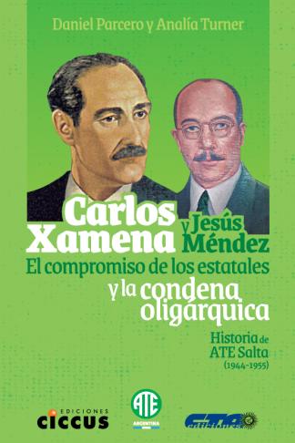 Carlos xamena y jesús méndez