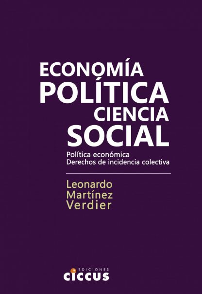 economía política ciencia social