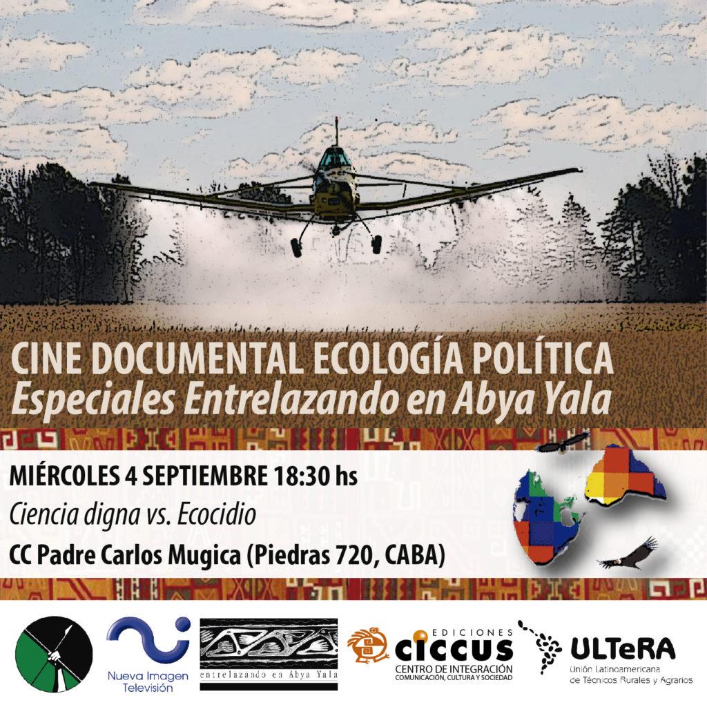 Documental pueblos fumigados