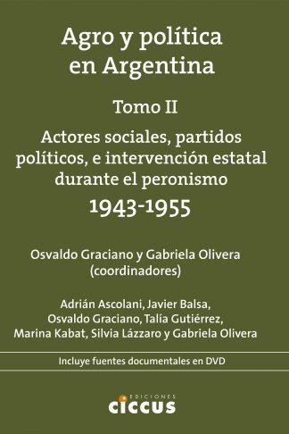 Agro y política en Argentina Tomo II
