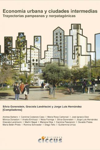 libro economía urbana y ciudades intermedias