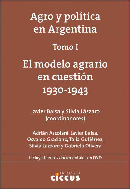 libro agro y política en argentina