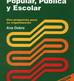 libro biblioteca popular pública escolar