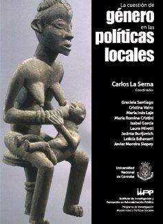 Libro cuestión de género políticas locales