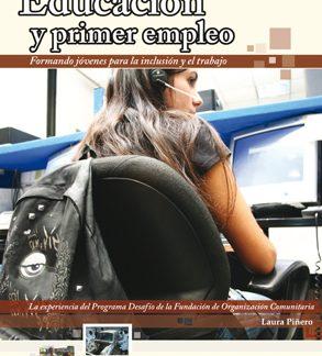Libro Educación y primer empleo CICCUS