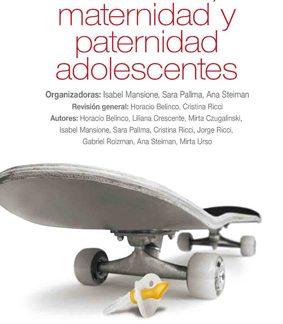 libro embarazo maternidad paternidad adolescente