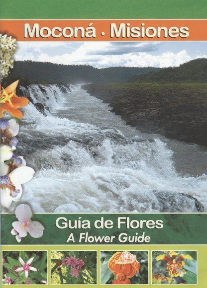 Libro Guía de flores Moconá Misiones CICCUS