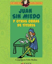 Libro Juan sin miedo