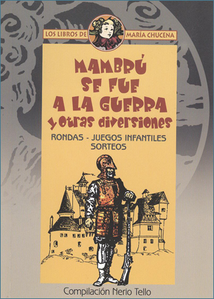 Libro Mambrú se fue a la guerra CICCUS