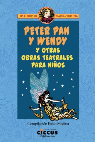 libro peter pan y wendy
