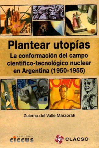 Libro plantear utopías