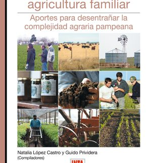 Libro Repensar la agricultura familiar CICCUS