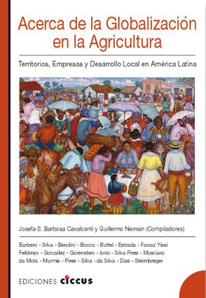 Libro Acerca de la globalización en la agricultura EDICIONES CICCUS