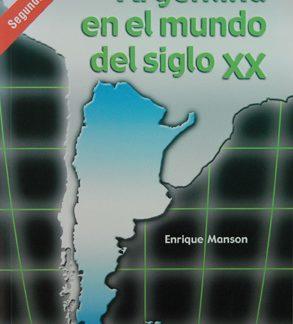 Libro Argentina en el mundo del siglo xx EDITORIAL CICCUS