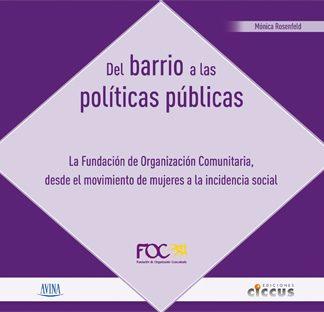 Libro Del barrio a las políticas públicas CICCUS