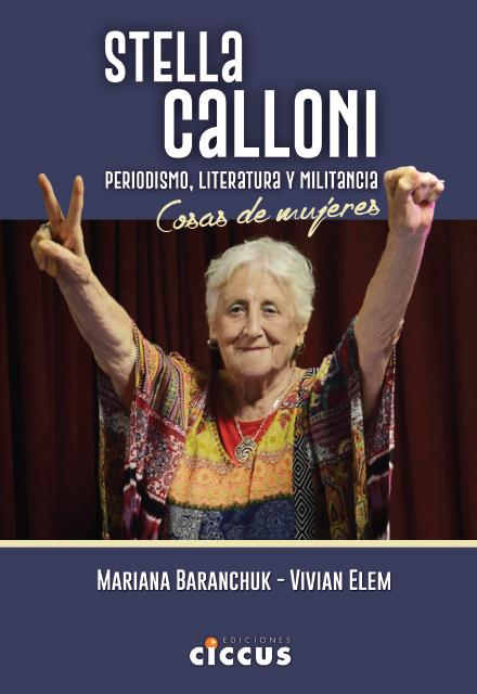 Stella Calloni - Ediciones CICCUS - Libros - Novedades