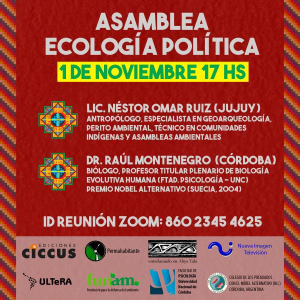 Asamblea de Ecología Política