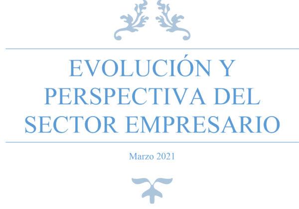 EVOLUCIÓN Y PERSPECTIVA DEL SECTOR EMPRESARIO - Buglioni
