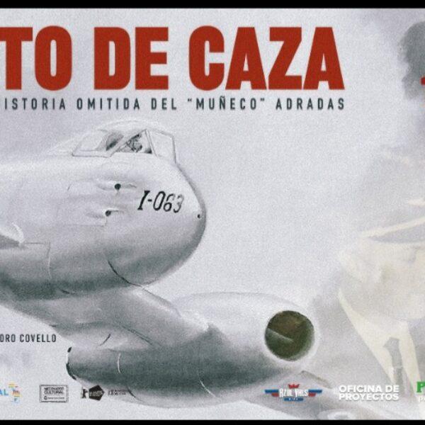Se estrena el documental «Piloto de caza»