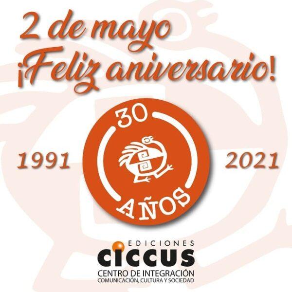 Ediciones CICCUS celebra sus 30 años