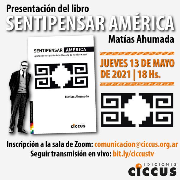 Presentación del libro «Sentipensar América»