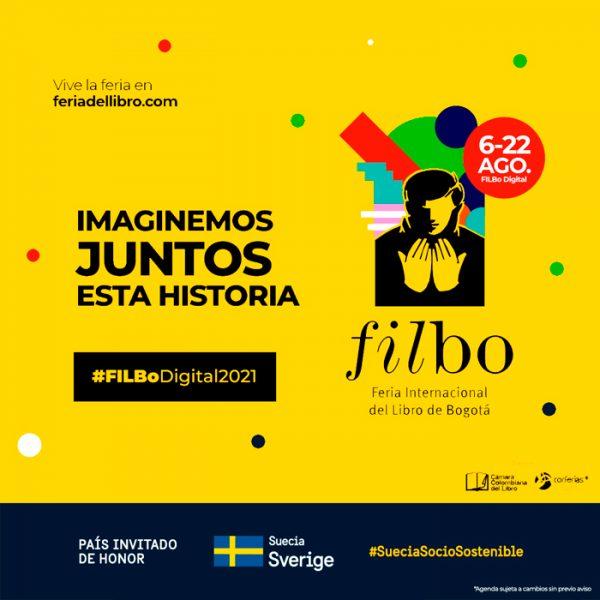 #FILBoDigital2021 | Feria Internacional del Libro de Bogotá