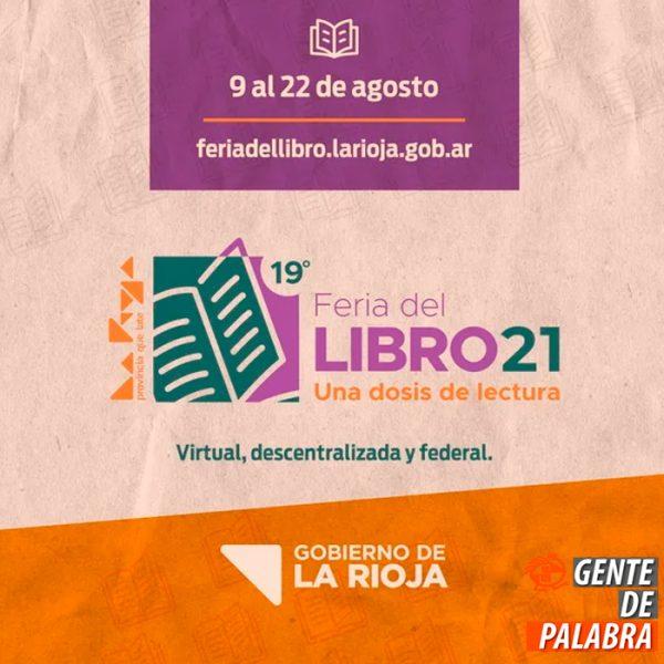 Una dosis de lectura: Feria del libro de La Rioja