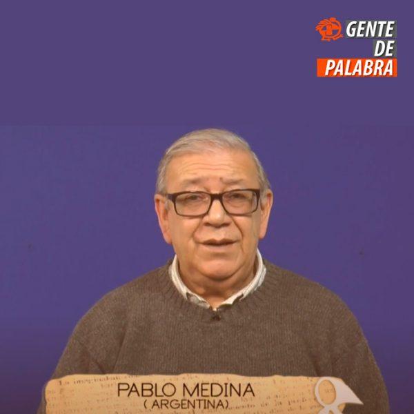 Pablo Medina lee «Los sueños del sapo», de Javier Villafañe