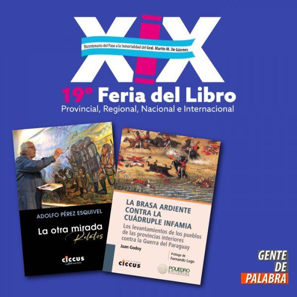 Feria del libro de Formosa 2021